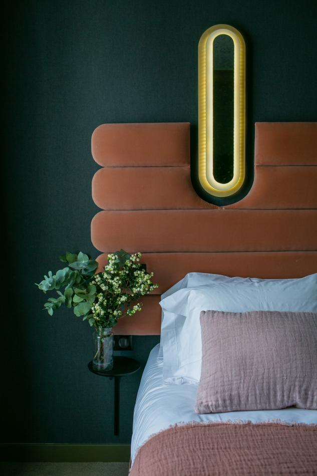 La Planque Hôtel - Chambre