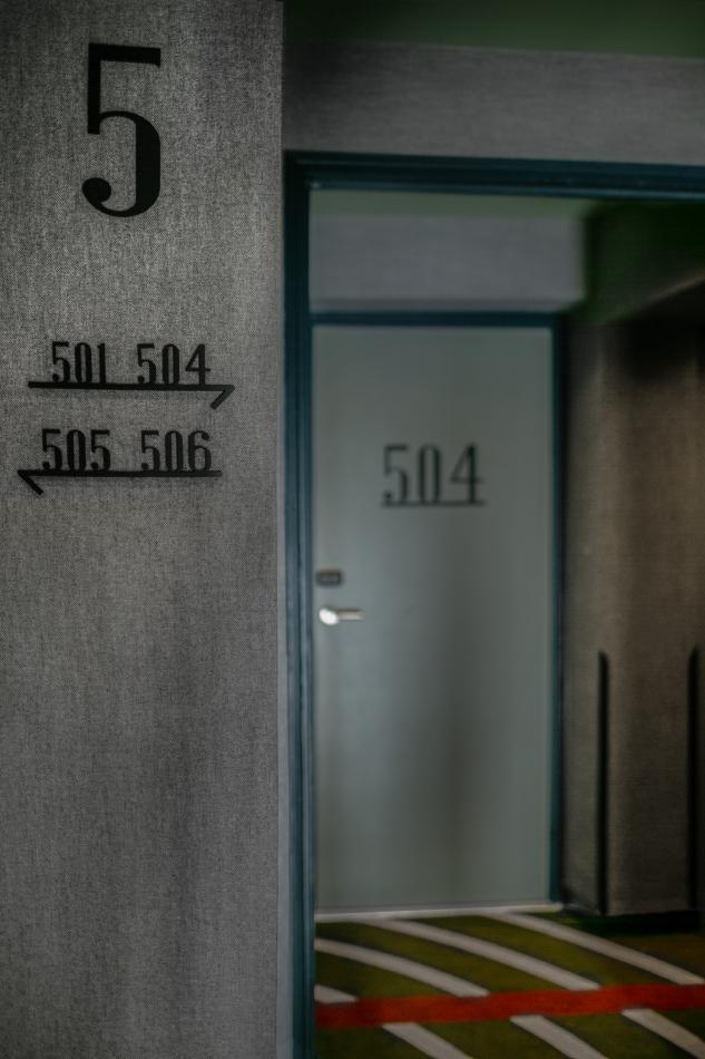 La Planque Hotel - Room