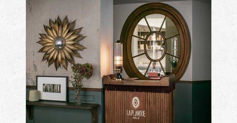 La Planque Hotel - Reception