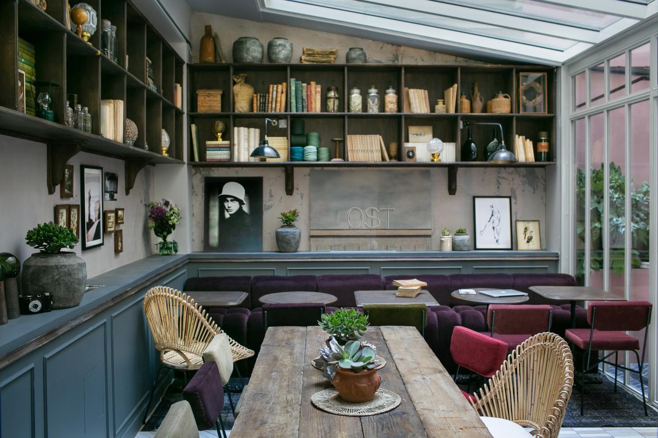La Planque Hotel - Lounge